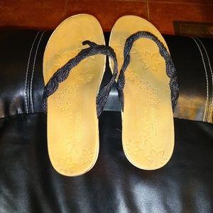 Skechers wedge sandal
